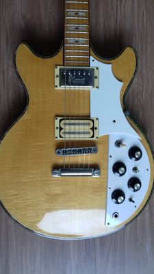 Very beautiful and rare Ibanez 2612 Made In Japan