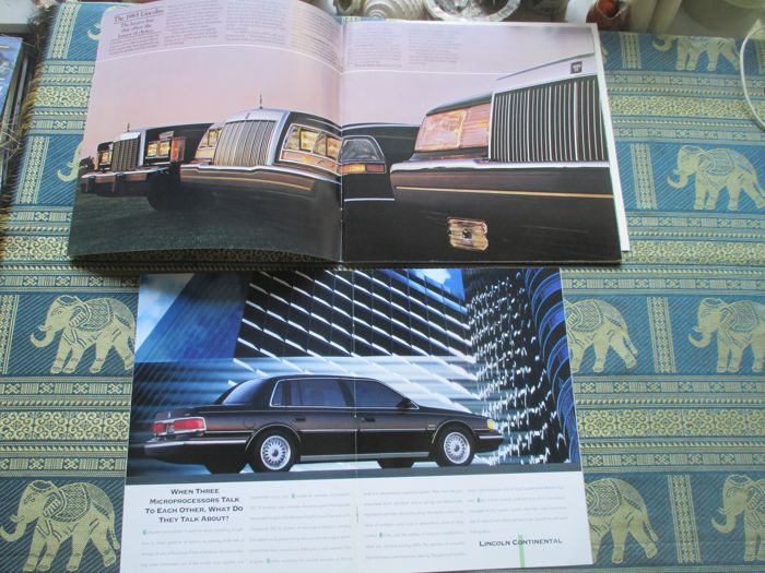 car brochures american brand 21x 1977 2015 catawiki. Black Bedroom Furniture Sets. Home Design Ideas