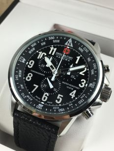 Swiss Military Hanowa Flightmaster chronograph reference: 14907X - men's watch - new