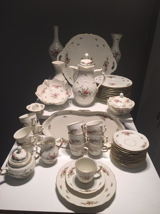 Rosenthal rose collection