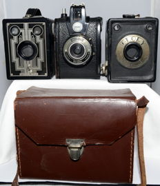 Gevabox, Kodak brownie six, Glory box