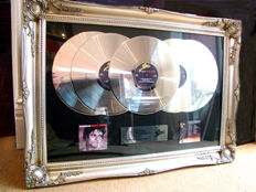 The Essential Michael Jackson 5 million Epic sales award Special