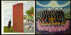 George Harrison – Wonderwall (Original U.K 1968) and George Harrison – Dark Horse (US, 1974)