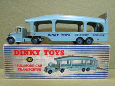 Dinky Toys - Scale 1/48 - Pullmore Car Transporter No.582