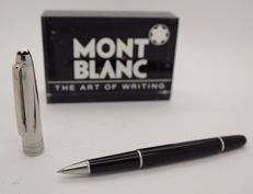 Rollerball Pen MONTBLANC Meisterstuck Solitaire Doue Stainless Steel