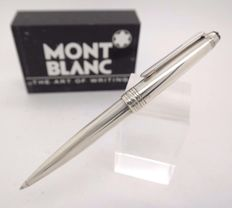 Ballpoint Pen MONTBLANC Solitaire STERLING SILVER 925