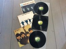 The Beatles 3 re-pressings from Japan