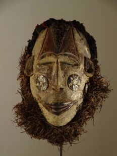 Sacred mask - IGBO / IBO - South-West Nigeria