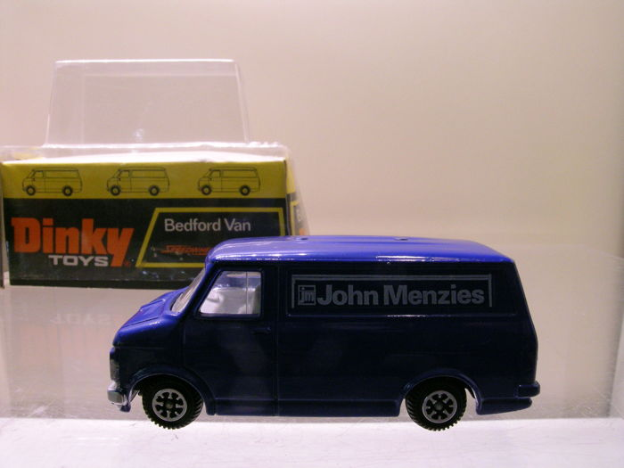 Van Hire Bedford >> Dinky Toys Scale Approx 1 50 Lot With 2x Bedford Cf Van