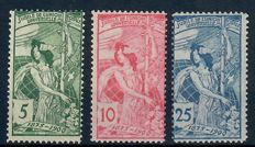 Switzerland, 1900-1940 - collection on cards