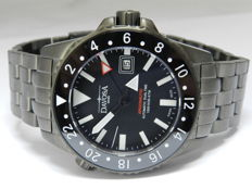 Davosa Argonautic Dual Time GMT in mint condition Swiss made
