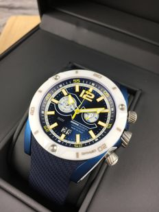 MomoDesign — Diver Master City Chronograph — MD282BL-11 — Heren — 2011-heden