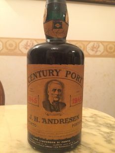 NV Andresen - Century Port - 1 bottle 72cl