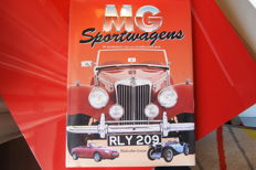5 books concerning MG and classic cars in general
