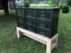 Strafor – Cabinet with 9 drawers