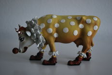 Cow Parade - Marcele A. Mitscherlich - type You Can't Have a Parade without a Clown - medium - Resin