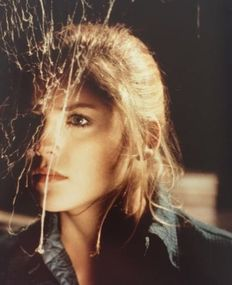 Robert C Jessup - Sharon Stone in Deadly Blessing by Wes Craven