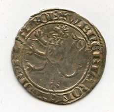 Old Germany - Groschen o. J. (1411-1412) – silver