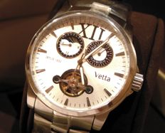 Vetta Milano - Automatic - Calendar and moon phase - Men's watch - Perfect
