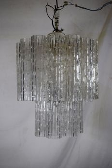 Murano -- Four-light chandelier