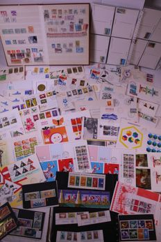 World 1880/2008 – Batch of stamps, covers, FDCs, etc.