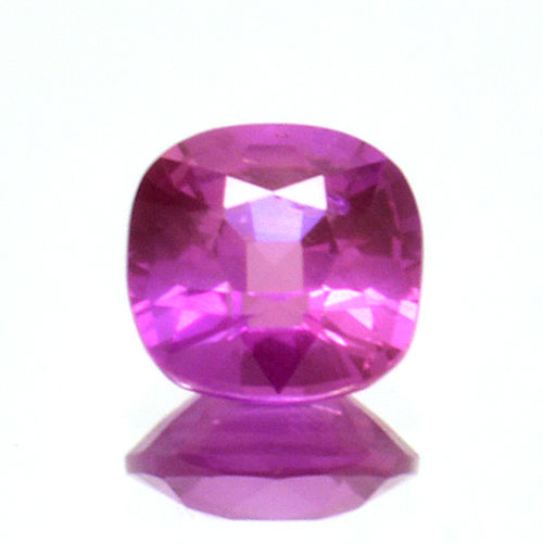 Pink sapphire - 1.24 ct