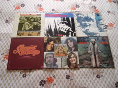 A Fundamental Collection Of Classics Of British Blues. JOHN MAYALL + FLEETWOOD MAC + GORDON SMITH, 6 Great Lps (2 Double)!