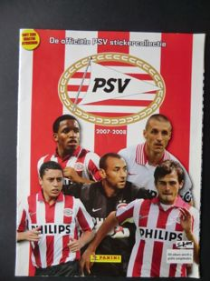 Panini - PSV 2007/2008 - Complete album - In good condition.