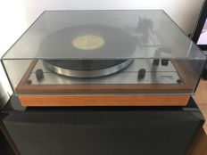 Thorens TD166 with a SHURE 75G cartridge and new needle