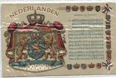 Netherlands royalty 154 x - A number (16) large format - 1900/1955