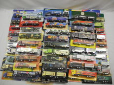 GRELL H0 - 70 different advertising trucks [474]