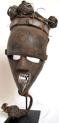 Authentic Warmask – Salampasu – D.R. Congo