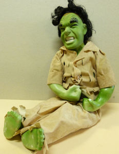 The Hulk - doll
