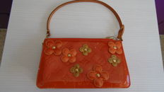 Genuine Louis Vuitton Flower Lexington Orange