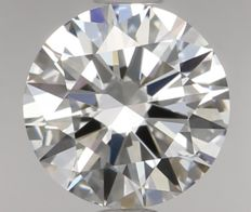 Round Brilliant   0.70ct   D IF   GIA- original image -10x #2210