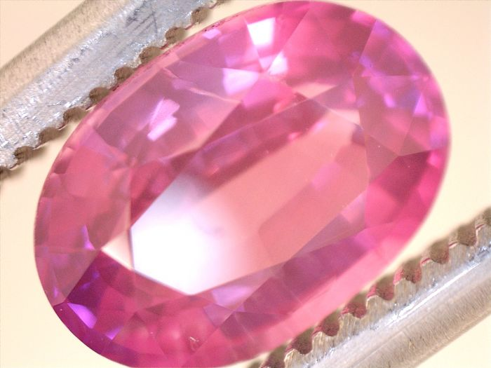 Pink Sapphire - 1.27 ct No Reserve Price