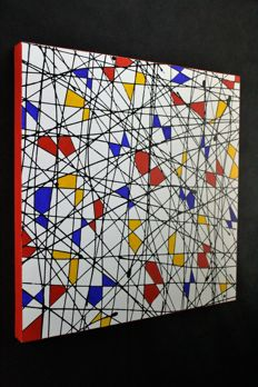Alessandro Butera  - Geometries and colors