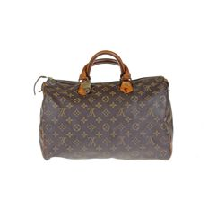 Louis Vuitton - Monogram Speedy 35 Vintage handbag - *No Minimum Price*