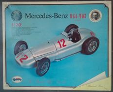 Casadio-Kit - Scale 1/20 - Mercedes-Benz W154-M163 1939