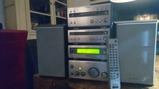 Sony high end microset CMT-SP55MD with Mini disc