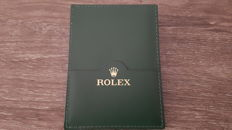 Rolex cash and card holder.