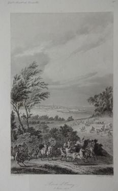 Germany, Orsoy; Priorato / Peeters / Schroeder - 2 copper engravings / 1 steel engraving - 17th/18th century