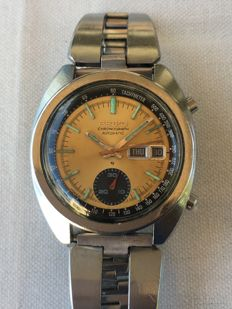 Seiko Collectible Rare Chronograph Vintage