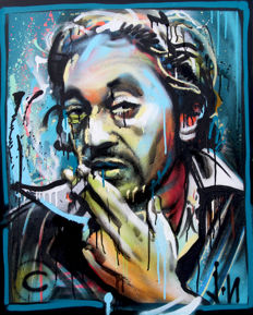 Jone Hopper - Portrait of S.Gainsbourg