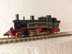 Fleischmann N - 7033 - Tender locomotive Series BR 91.3 of the Privatbahn (ex KPEV)