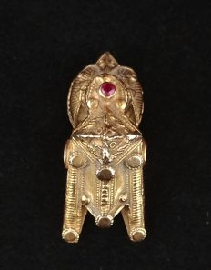 Vintage Tali in 18 kt gold - India from the early 20th century