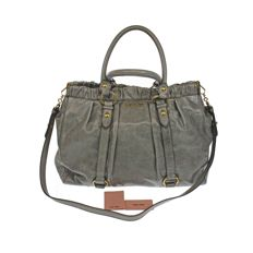 Miu Miu - Shopping  borsa a spalla con Tracolla - **No minimum price**