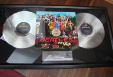 "The Beatles 50th Anniversary 32 million sales ""Sgt Pepper's Lonely Hearts Club Band"""
