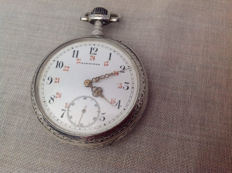 Longines - men's pocket watch - early 20th century
