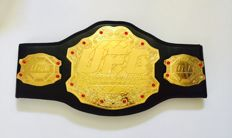 Ronda Rousey MMA /  Original Signed Champion MMA Belt - with Hologram Authenticity by Fanatics